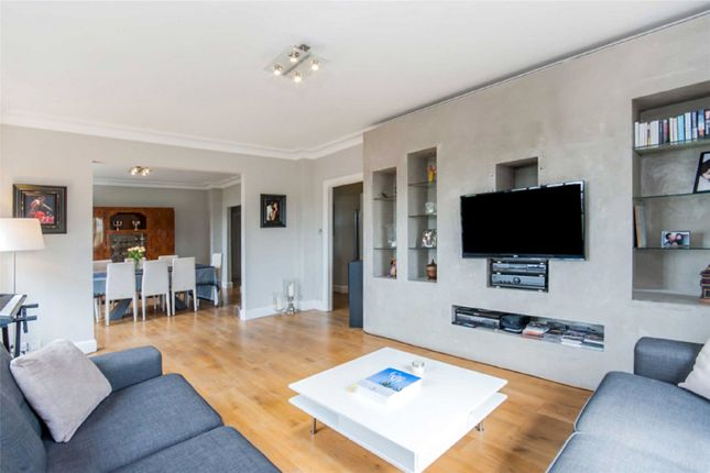 Thumbnail Flat to rent in Cropthorne Court, Maida Vale, London