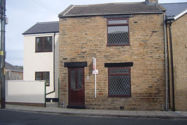 Thumbnail Semi-detached house to rent in High Hope Street, Crook