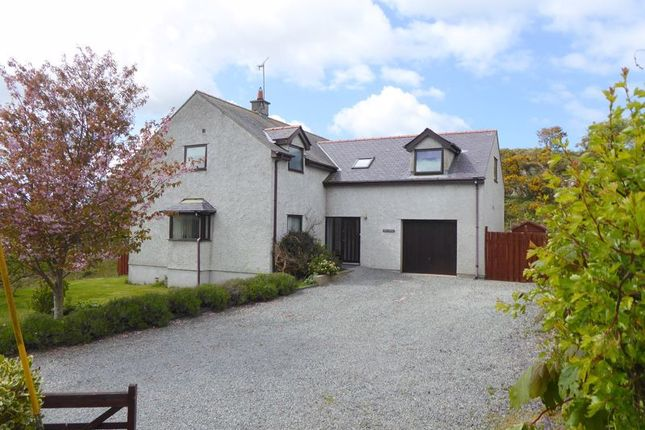 4 bed detached house for sale in Gwalchmai, Holyhead LL65