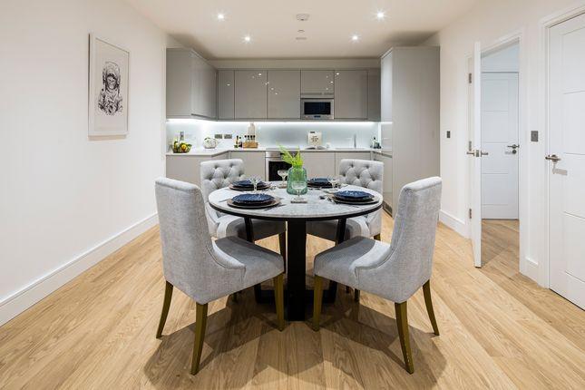 1 bed flat for sale in Timber Yard, Pershore Street, Birmingham B5