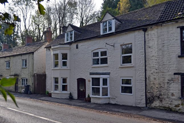 Thumbnail End terrace house for sale in Stroud Road, Inchbrook, Stroud