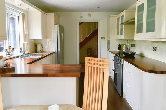 Thumbnail Detached bungalow for sale in Merritts Hill, Illogan, Redruth