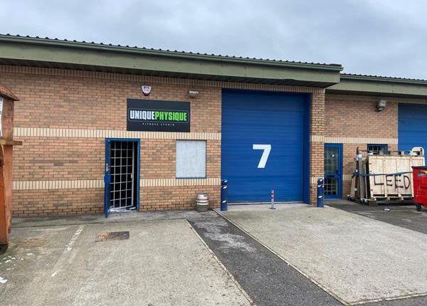 Thumbnail Light industrial to let in Unit 7, Mitchells Enterprise Centre, Bradberry, Baulk Lane, Wombwell, Barnsley, South Yorkshire