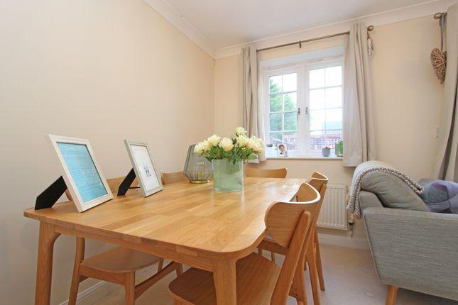 Dining Area of Heyridge Meadow, Cullompton EX15