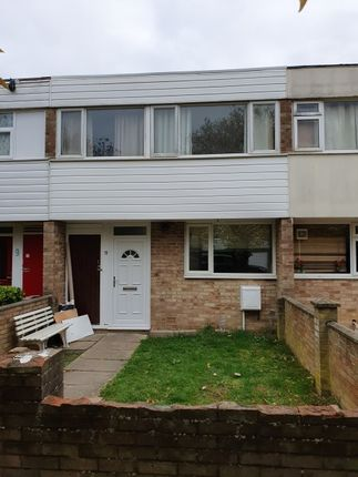 Thumbnail Terraced house to rent in Gairloch Ave, Bletchley