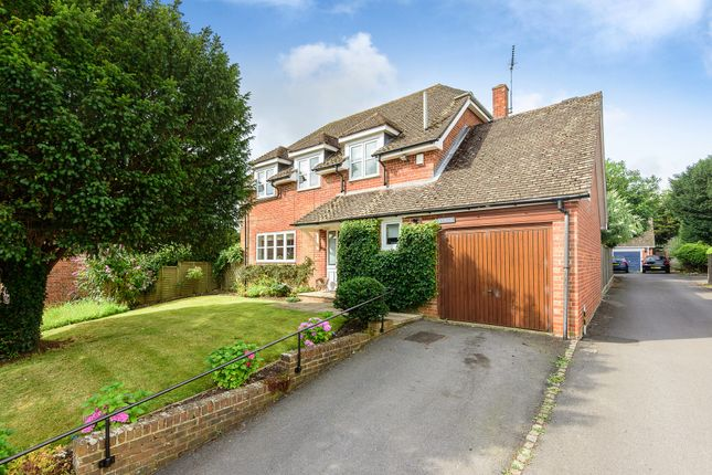 4 bed detached house for sale in Goodworth Clatford, Andover, Hampshire SP11