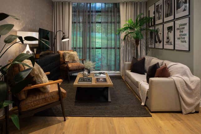 Thumbnail Flat for sale in Maybrey Works, Sydenham