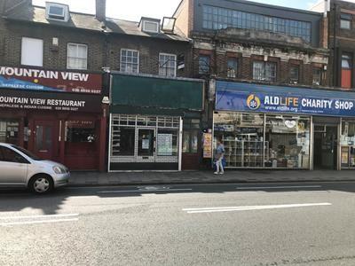 Thumbnail Retail premises to let in Trafalgar Road, Greenwich, London