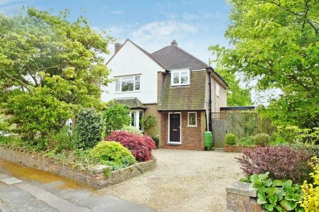 Thumbnail Detached house for sale in Church Close, Horsell, Woking