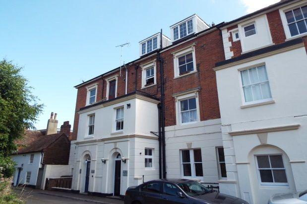 Thumbnail Flat to rent in Hillside Street, Hythe