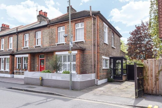 3 bed end terrace house for sale in Burnhill Road, Beckenham