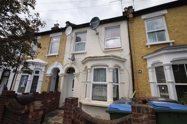 Thumbnail Terraced house for sale in Napier Road, Leytonstone, London