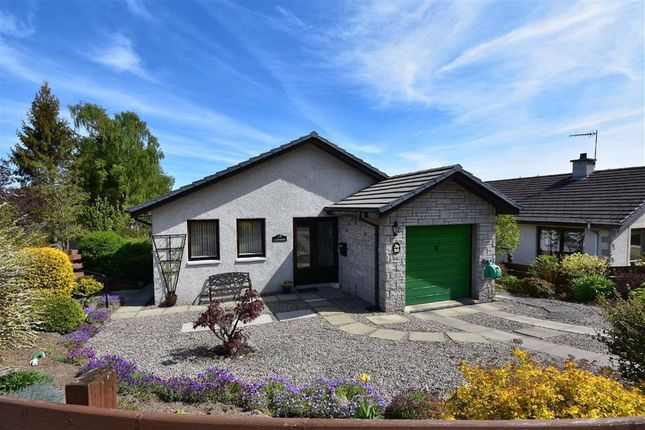 Thumbnail Detached house for sale in Strathspey Drive, Grantown-On-Spey