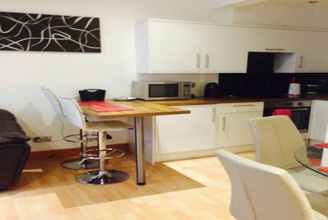 Thumbnail Flat to rent in Chapel Street, City Centre, Aberdeen