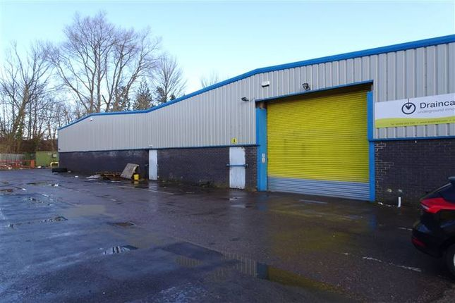 Thumbnail Industrial to let in Western Industrial Estate, Lon-Y-Llyn, Caerphilly