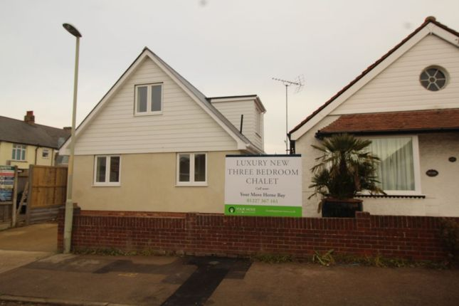 Thumbnail Detached house for sale in Fleetwood Avenue, Herne Bay
