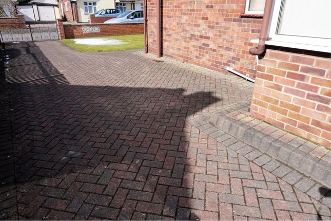 Gated Driveway of Armthorpe, Doncaster DN3