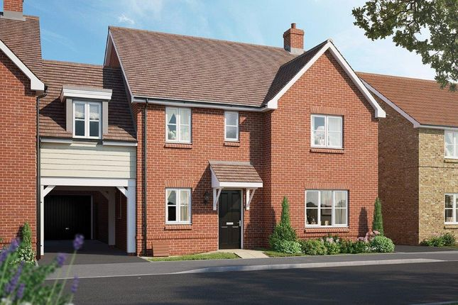 Thumbnail Link-detached house for sale in The Oakford V2, Chapel End Road, Houghton Conquest