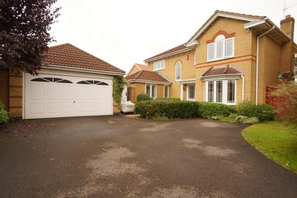 Thumbnail Property for sale in Wincanton Close, Downend, Bristol