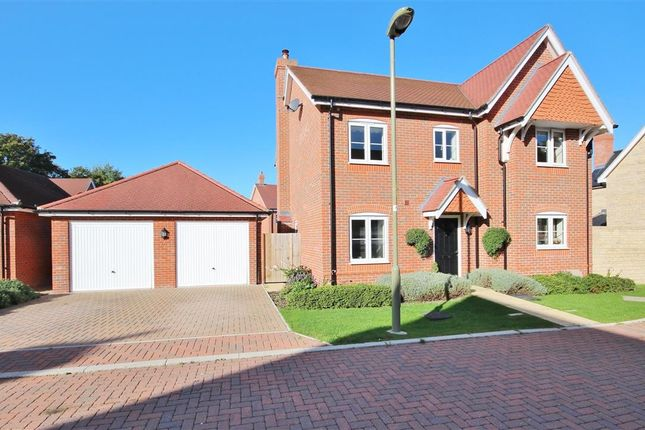 Thumbnail Detached house for sale in Claypit Lane, East Challow, Wantage