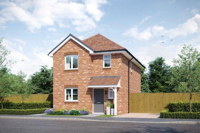 Thumbnail Detached house for sale in Edmondsham Road, Verwood