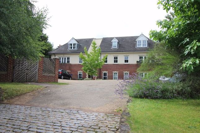 Thumbnail Flat to rent in Mount Harry Road, Sevenoaks