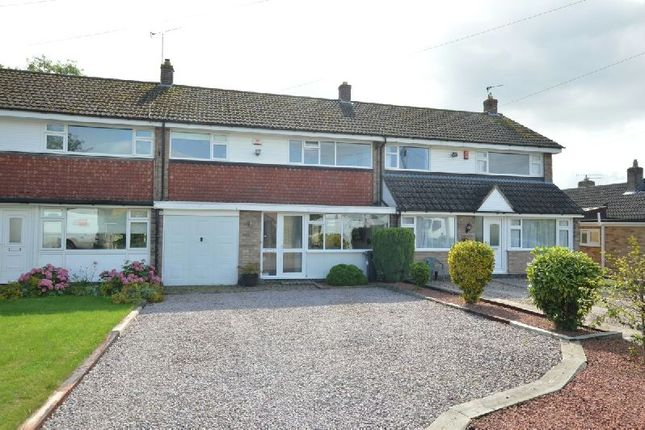 Thumbnail Terraced house for sale in Gorse Lane, Oadby, Leicester