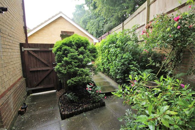 Side Garden Area of Kendale Close, Maidenbower, Crawley RH10