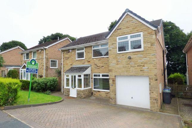 Thumbnail Detached house for sale in Bilsdale Way, Baildon, Shipley