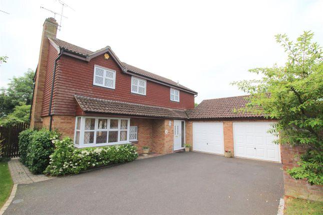 Thumbnail Detached house for sale in Tudor Close, Pewsham, Chippenham