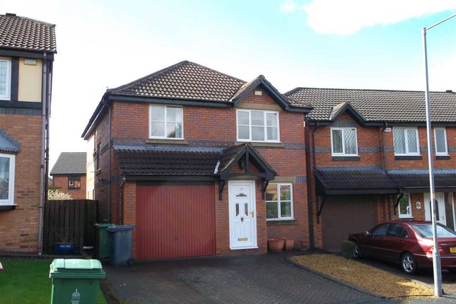 Thumbnail Detached house to rent in Brooklands, Horwich, Bolton