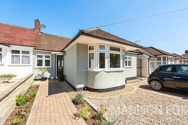 Thumbnail Semi-detached bungalow for sale in Rosslyn Avenue, Chingford