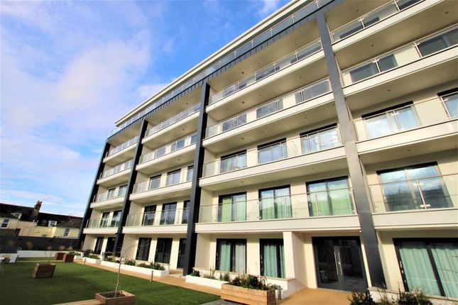 Thumbnail Flat for sale in Peirson House, Notte Street, The Hoe, Plymouth, Devon