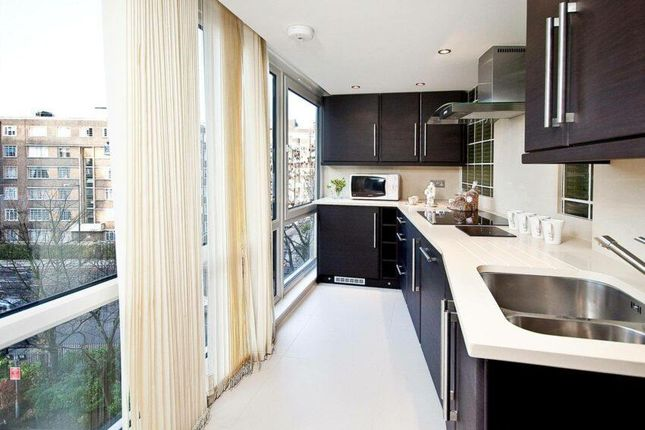 Kitchen of St. Johns Wood Park, London NW8
