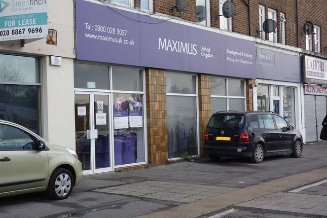 Thumbnail Retail premises to let in Uxbridge Road, Hayes, Middlesex