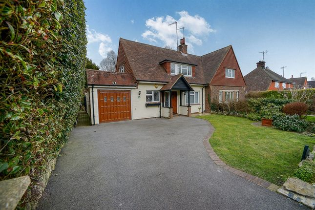Thumbnail Bungalow for sale in Parkway, Eastbourne