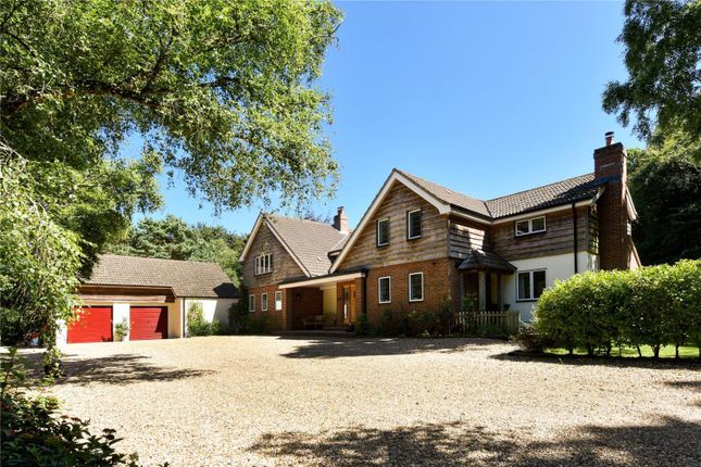 Thumbnail Detached house for sale in Sway Road, Lymington, Hampshire