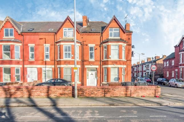 Thumbnail Flat for sale in Crosby Road South, Liverpool, Merseyside