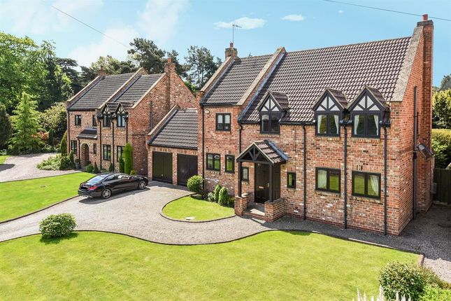 Thumbnail Detached house for sale in Wighill Lane, Tadcaster, North Yorkshire