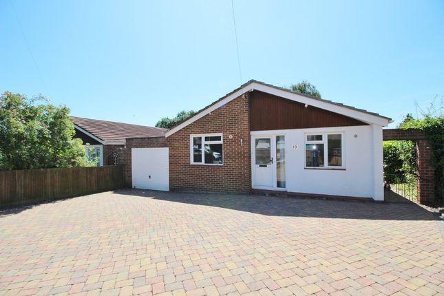 Thumbnail Detached bungalow for sale in Heath Road North, Locks Heath, Southampton