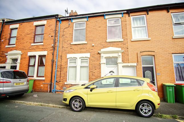 Thumbnail Terraced house for sale in Brook Street, Fulwood, Preston