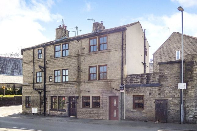 2 bed flat for sale in Keighley Road, Harden, Bingley, West Yorkshire BD16