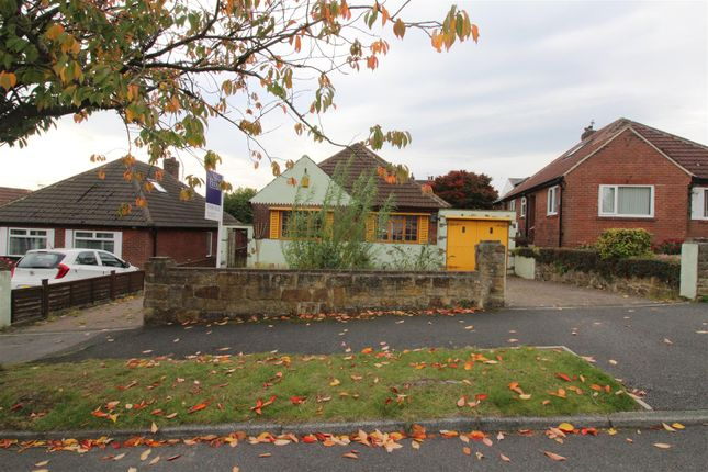 Thumbnail Detached bungalow for sale in Brownberrie Crescent, Horsforth, Leeds