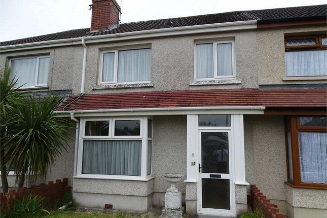 Thumbnail Terraced house to rent in 14 Pryce Street, Llanelli, Carmarthenshire