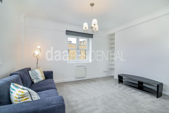 Thumbnail Flat to rent in Riverside Mansions, Milk Yard, Wapping