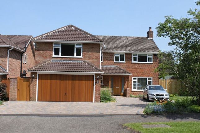 Thumbnail Detached house for sale in Amey Drive, Bookham, Leatherhead