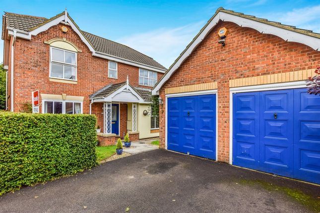 Thumbnail Detached house for sale in Bye Mead, Emersons Green, Bristol
