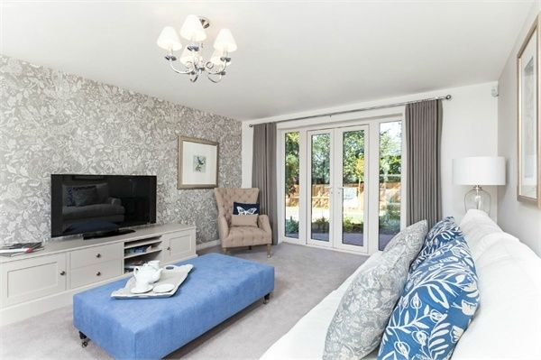 Thumbnail Detached house for sale in Knights Walk, Hare Street Road, Buntingford, Hertfordshire
