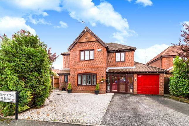 Thumbnail Detached house for sale in Templeton Crescent, West Derby, Liverpool