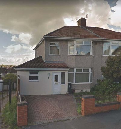 Thumbnail Semi-detached house to rent in Kenmore Drive, Horfield, Bristol